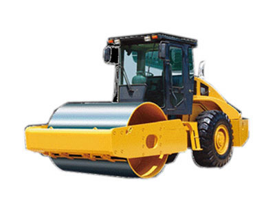 Road Roller, Road Machinery
