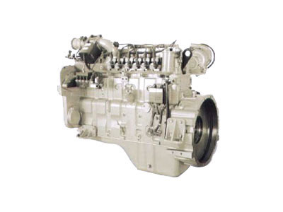 SC8DT Natural Gas Engine
